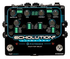 Pigtronix Echolution 2 Ultra Pro MultiTap