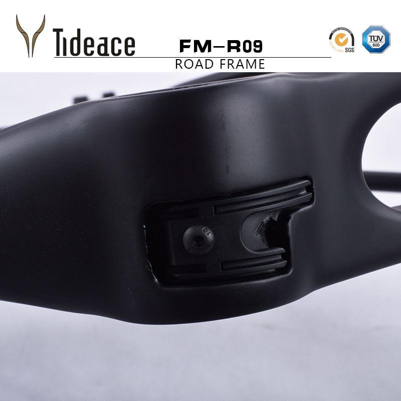 Quadro Carbono Full Matt com Garfo Headset Cage