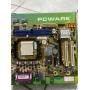 1 Placa Mãe Am3 Pcware Apm80d3 ddr C/simples Defeito - Mega Especial