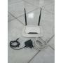 Roteador Tp-link 841nd 2 Antenas 300mbps Wifi - Mega Especial