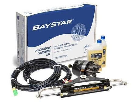 A Teleflex Marine BayStar Direção Hidraulica Kit HK4200A3