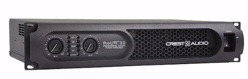 Amplificador Crest Audio Prolite 3.0 Superior Xti 4002 2002