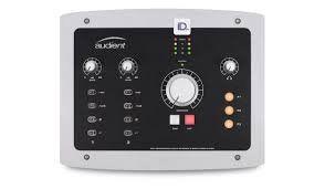 Audient Id22 Alto Desempenho Gravação Interface Usb E Monitoramento