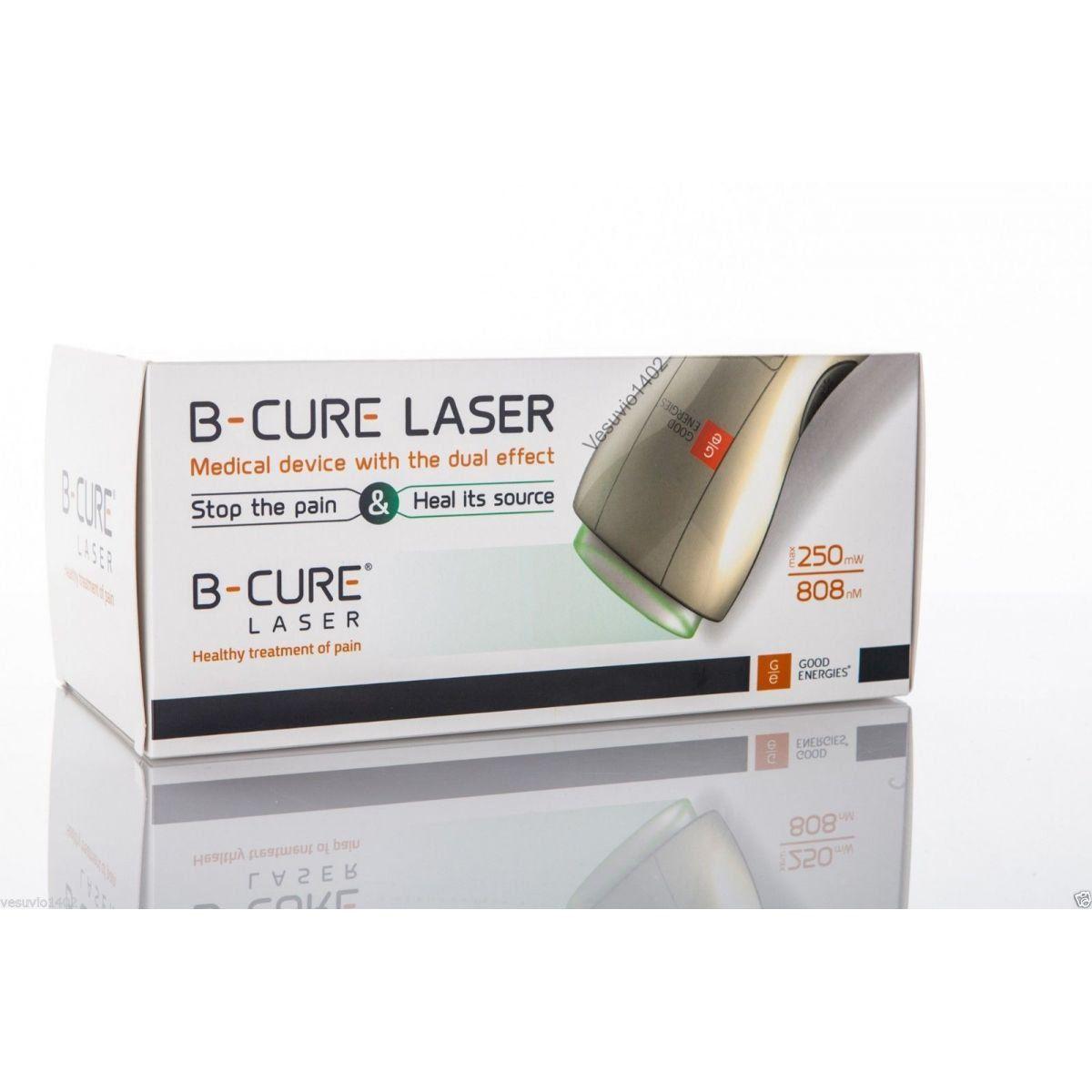 B-CURE Laser LLLT-808 Terapia Dor Esportes Lesôes Ferimentos Queimaduras