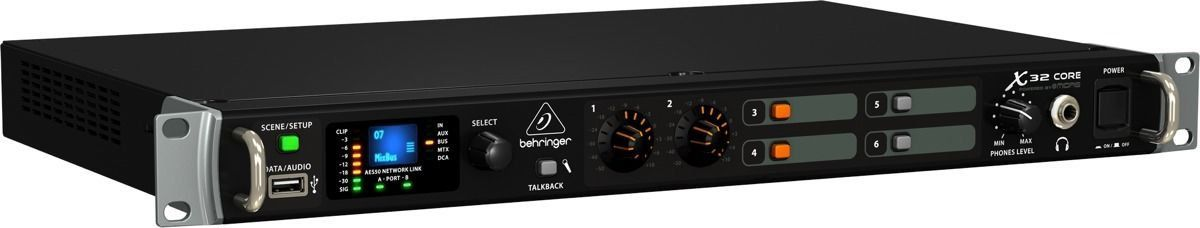 Behringer X32 Core Digital Rack Bivolt Novo