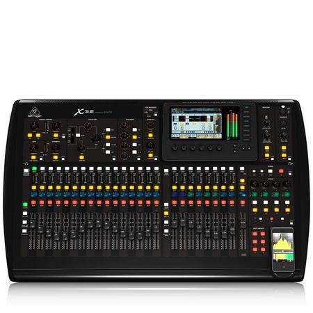 Behringer X32 Digital Full 32 Canais Beh-X32