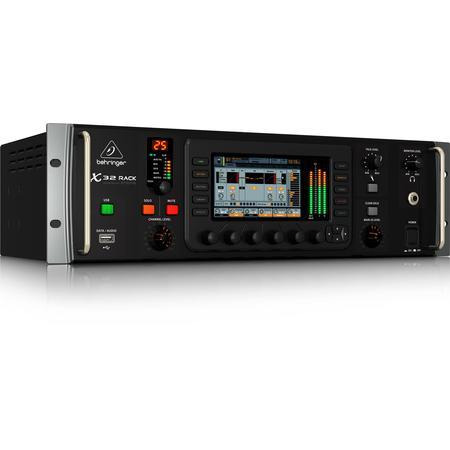 Behringer X32 Rack 40-Mixer Digital De Entrada De Rack