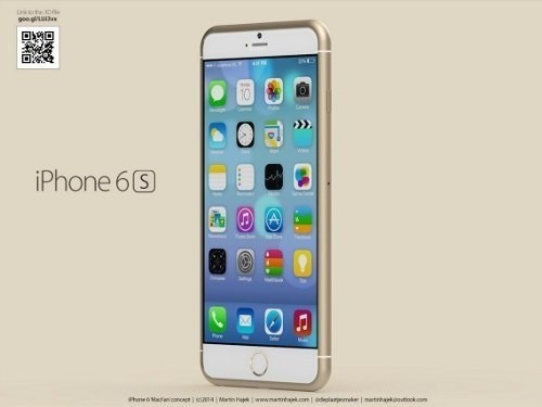 Celular Apple Iphone 6s 16gb A1688