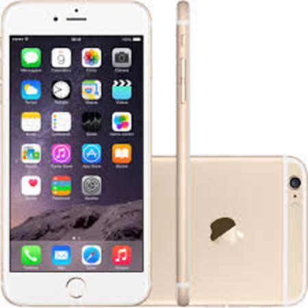 Celular Iphone 6 64gb Brasil A1549 Desbloqueado Dourado