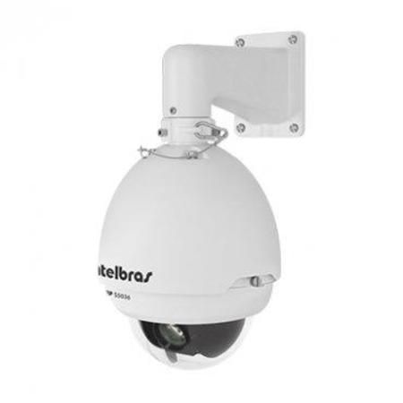 Cftv Camera Ip Speed De Video Dome Vip S5036