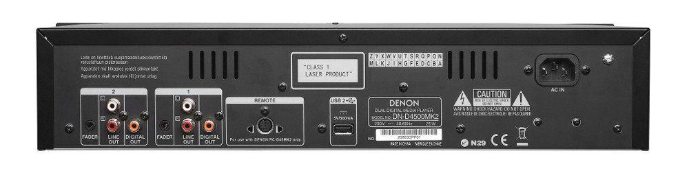 Denon Dj Dn-D4500mk