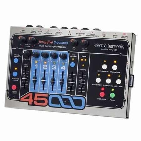 Electro-Harmonix 45000 Multi-Track Looping Guitar Live