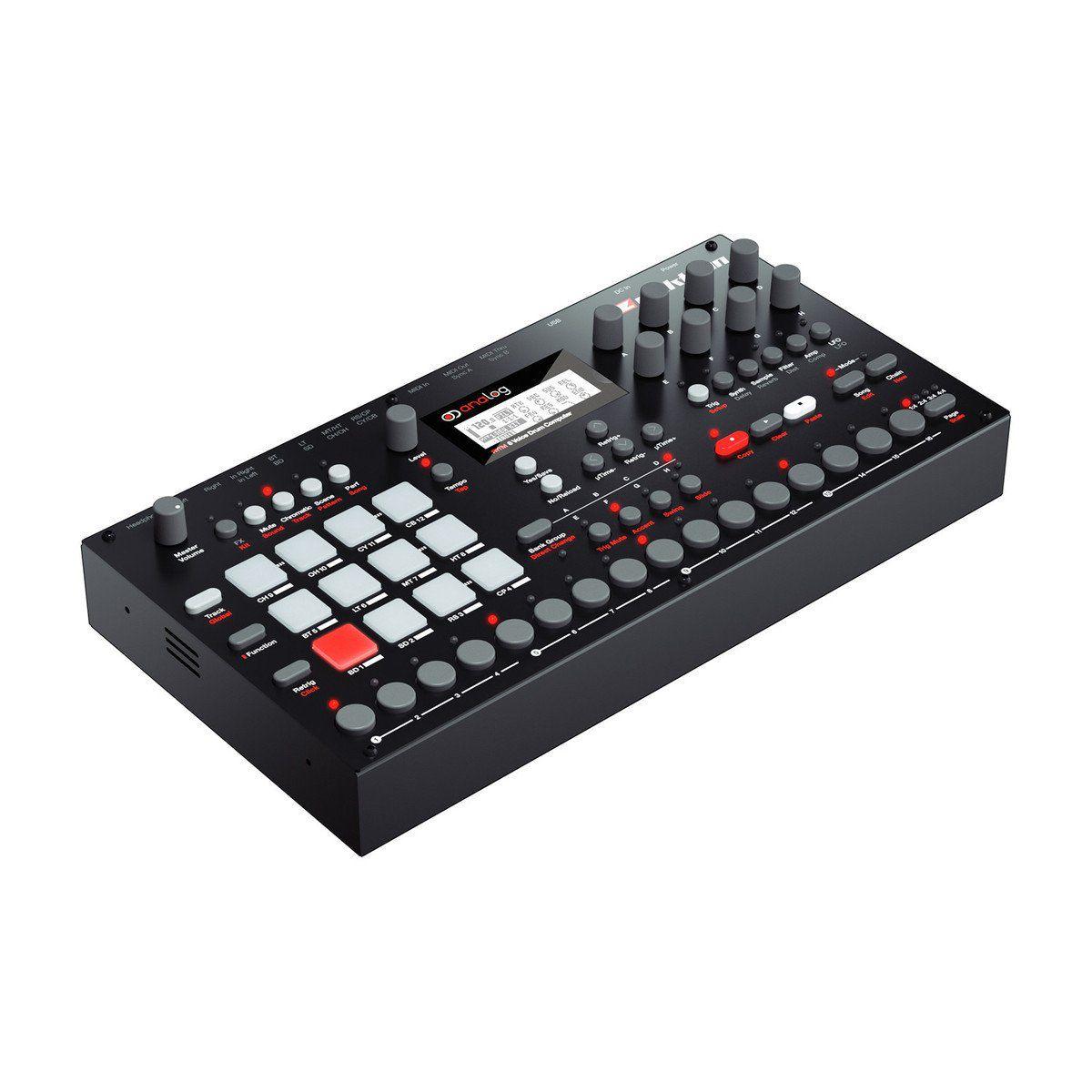 Elektron Analógico rytm 8-voice