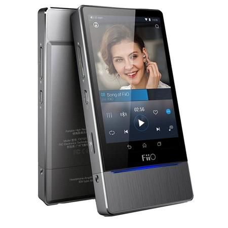 Fiio X7 32gb Hi-Res Wav Flac Aac Mp3