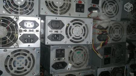 FONTE ATX 200W COM DEFEITO (LOTE DE 10 UNIDADES)