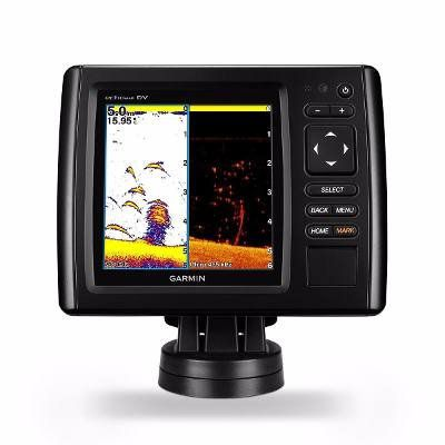 Gps/Sonar Garmin Echomap 52dv Chirp