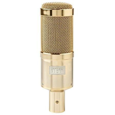 Heil Sound Pr40 Microfone De Estúdio (Ouro)