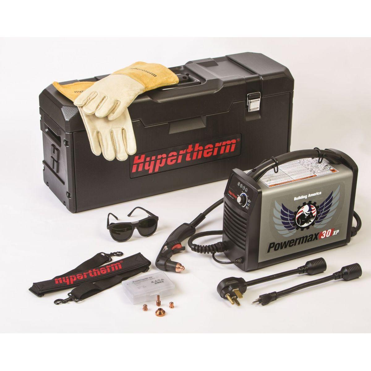 Hypertherm Powermax 30 Xp Plasma Cutter
