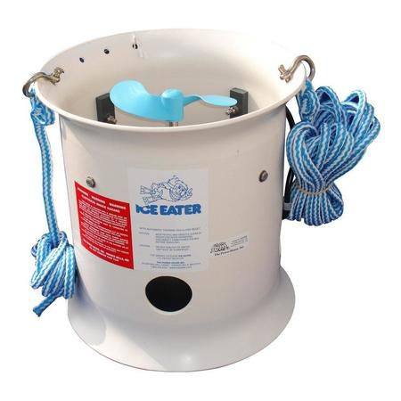 Ice Eater By The Power House 3/4hp Ice Eater W/25' Cord - 115v