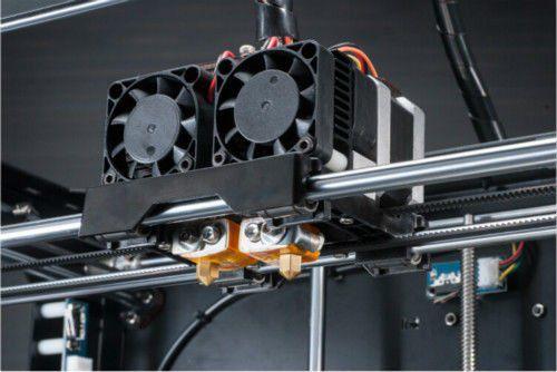 Impressora 3d Ctc - Dual Extrusoras - Mk8 - Factory Direct Abs / Pla