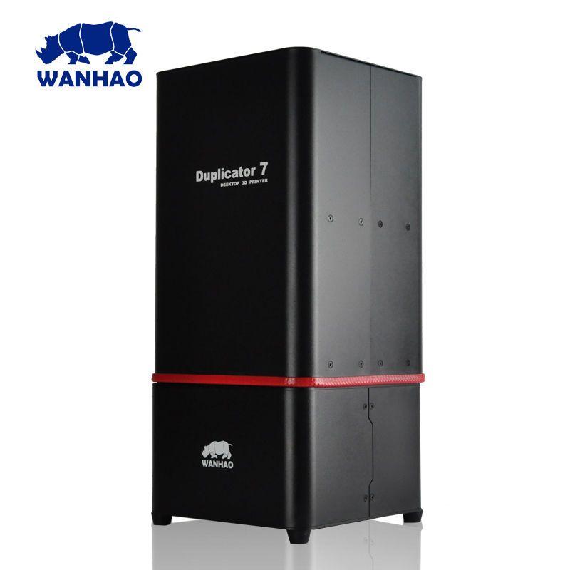 Impressora 3d Wanhao Duplicator 7 v1.4 UV DLP C/ 200ML Resina