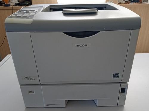 Impressora P/b Ricoh Aficio Sp4310n Semi Nova