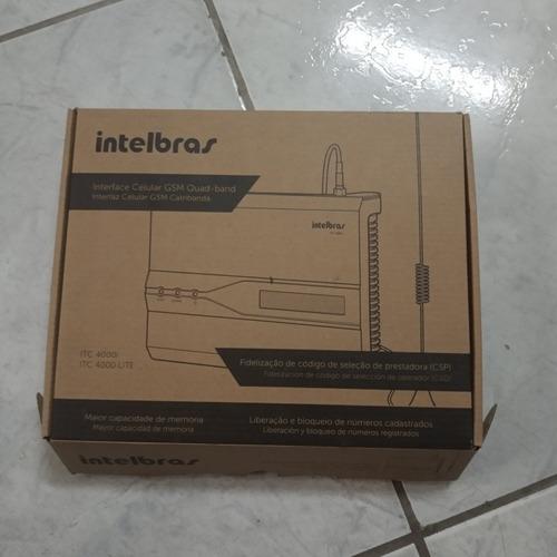 Interface Celular Gsm Pabx Antena Itc 4000 Lite