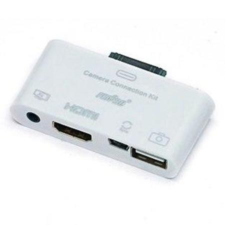 Leitor Fi-2129 Interface Usb 2.0 De Alta Velocidade P/ Iphone/Ipad