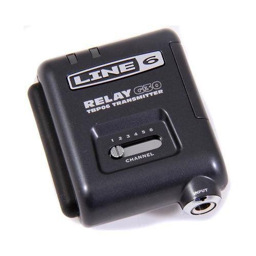 Line 6 Relay G30 Sistema Sem Fio Guitarra (Sem Perdas)