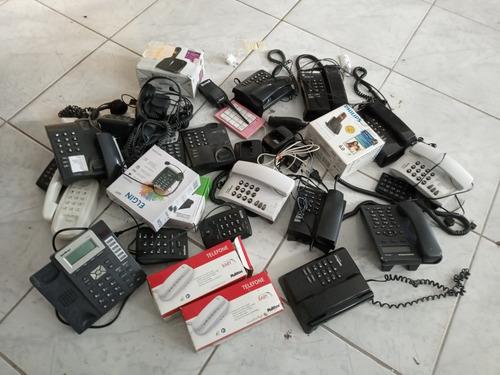 Lote Com Telefone Usado