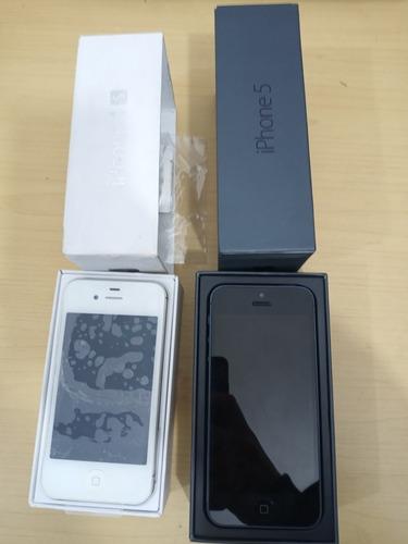Lote De 2 iPhone Com Defeito