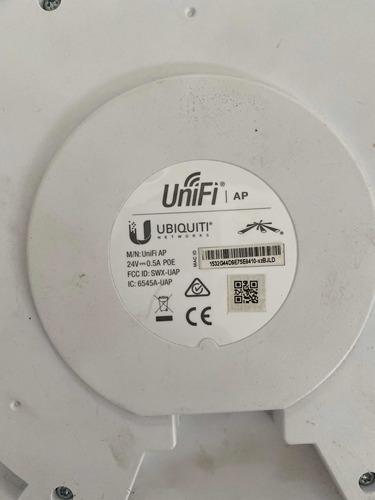 1 Lote Unifi Ap Ubiquiti Networks Com Defeito