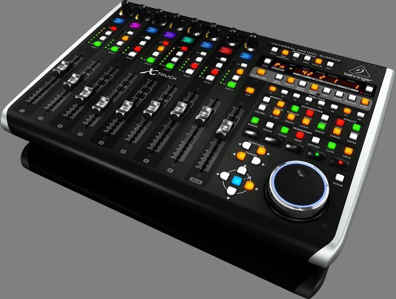 Mesa De Som Dj Behringer X-Touch Universal