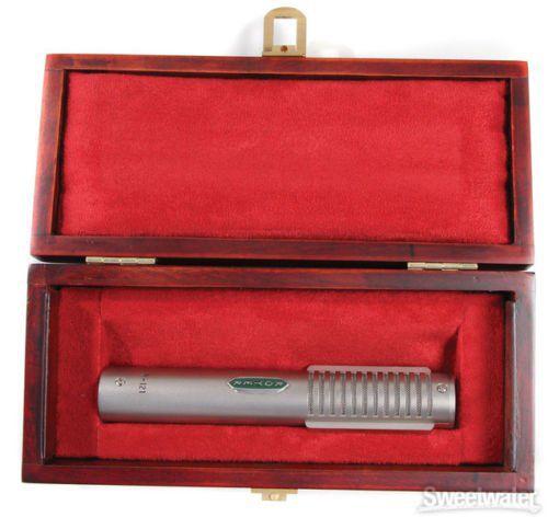 Microfone Bidirecional Royer Labs R-121 Ribbon Nickel