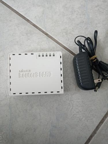 Mikrotik Routerboard 250gs Semi Novo