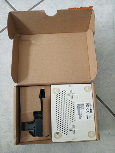 Mikrotik Routerboard 750r2 Hex Lite Semi Novo