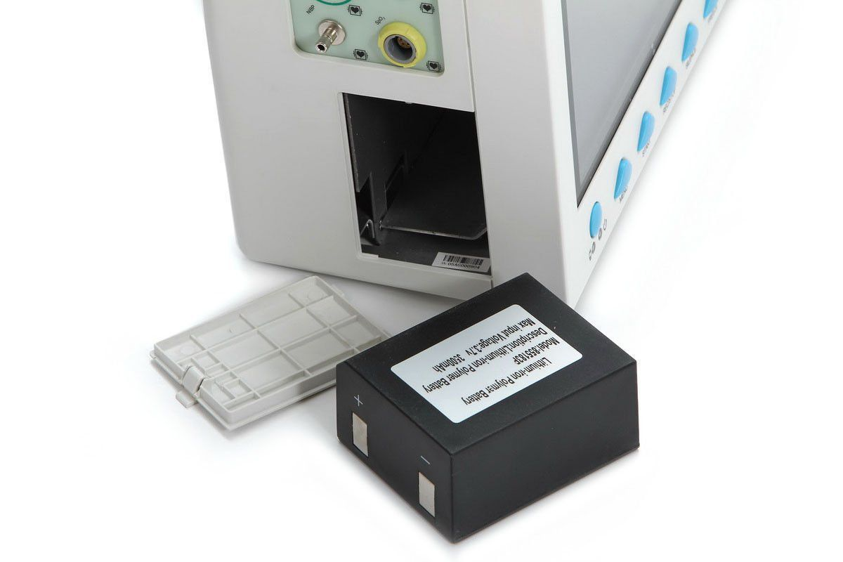 Monitor Medico 6 Parametros