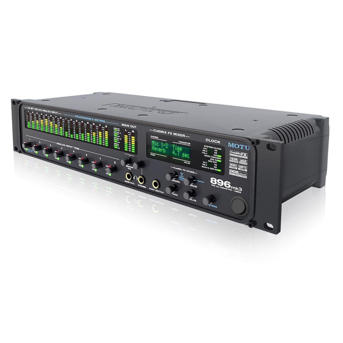 Placa Interface Motu 896mk3