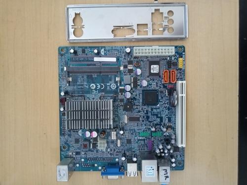 Placa Mãe Com Processador Integrado Intel Pos-einm10cb