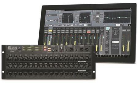 Presonus Studiolive Rm32 Ai Mixer Compacto 32 Canais