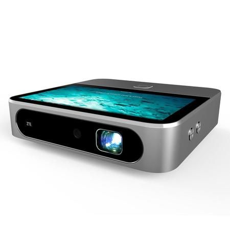 Projetor Zte Spro 2 Smart Dlp Projector Android 2.1ghz 16gb 4g Hotspot Quad Core 16gb