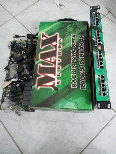 Rack Padrão 19 Max Com Defeito