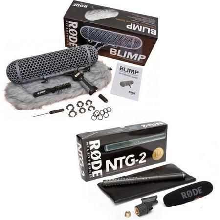 Rode Blimp Windshield E  Ntg-2 Condenser Shotgun Microphone