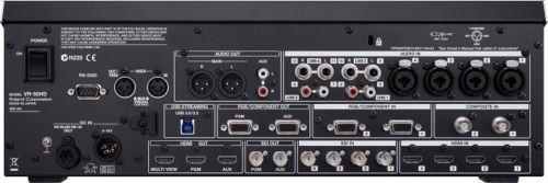 Roland Vr 50hd Multi-Formato Av