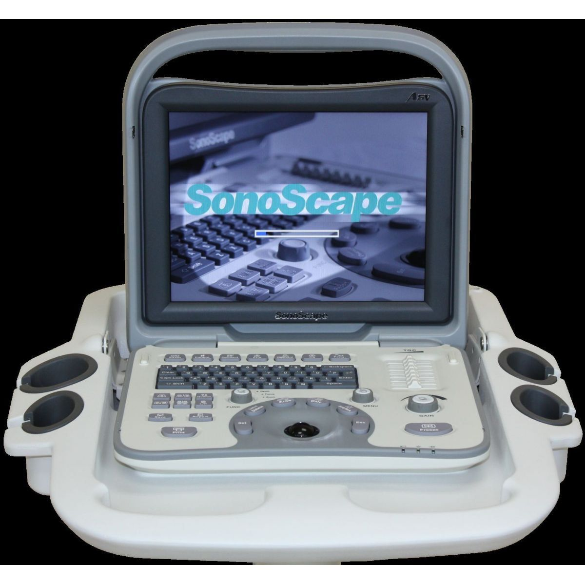 Sonoscape A6v Scanner De Ultrassom