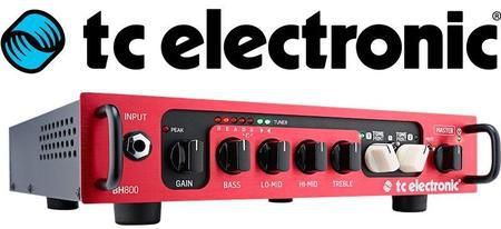 Tc Electronic Bh800 Toneprint 800-Watt