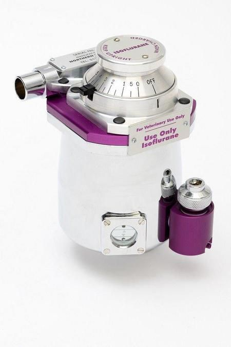 Vaporizador - Isoflurano Isotec 3