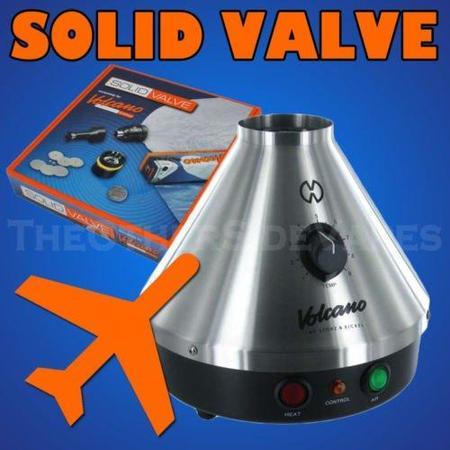Vaporizador Volcano Classic - Solid Valve