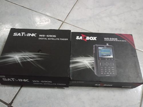 Ws-6906 Polegadas Digital Sat