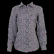 Camisa fem. floral ML